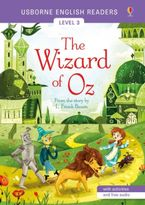 ENGLISH READERS THE WIZARD OF OZ Paperback  by MAIRI MACKINNON