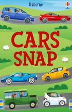 CARS SNAP Hardcover  by Fiona Watt