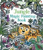 MAGIC PAINTING JUNGLE Paperback  by Sam Taplin