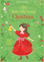Fiona Watt - Little Sticker Dolly Dressing Christmas