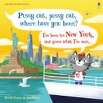 PUSSY CAT PUSSY CAT  WHERE HAVE YOU BEEN  IVE BEEN TO NEW YORK AN Hardcover  by Russell Punter