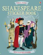 STICKER SHAKESPEARE Paperback  by Rachel Firth