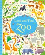 LOOK AND FIND ZOO Hardcover  by Kirsteen Robson