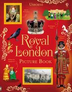 ROYAL LONDON PICTURE BOOK Hardcover  by Struan Reid