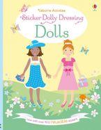 Fiona Watt - Sticker Dolly Dressing Dolls