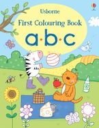 First Colouring Book ABC - Stacey Lamb