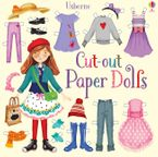 CUT-OUT PAPER DOLLS Paperback  by Fiona Watt