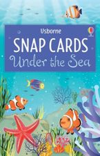 Under The Sea Snap Cards Hardcover  by Lucy Bowman