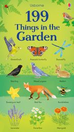 199 PICTURES/199 THINGS IN THE GARDEN Hardcover  by Holly Bathie