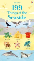 199 Things At The Seaside Paperback  by Holly Bathie