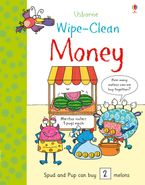 Wipe-Clean Money Paperback  by Jane Bingham