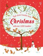 Felicity Brooks - Rub-Down Transfer Book: Christmas