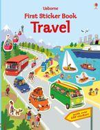 First Sticker Book Travel - Hannah Watson