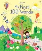 First 100 Words Hardcover  by Felicity Brooks