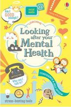 Looking After Your Mental Health Paperback  by Felicity Brooks