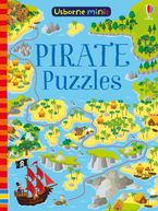 Pirate Puzzles Paperback  by Simon Tudhope