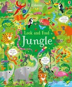 Look and Find Jungle - Kirsteen Robson