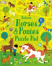 horses-and-ponies-puzzles-pad