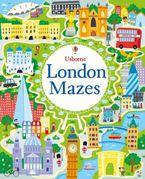 London Mazes Paperback  by Sam Smith