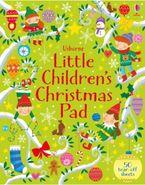 Kirsteen Robson - Little Children's Christmas Activity Pad