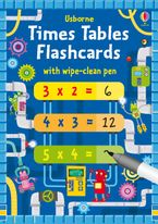 Times Tables Flash Cards Paperback  by Kirsteen Robson