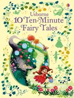 Ten Ten Minute Fairy Stories Hardcover  by Various