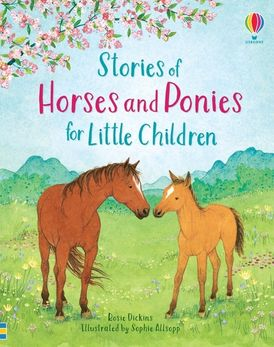 Stories of Horses and Ponies For Little Children