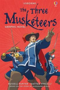 usborne-graphic-classics-the-three-musketeers