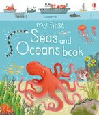 My Very First Seas And Oceans Paperback  by Matthew Oldham