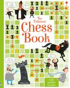 CHESS BOOK Hardcover  by Lucy Bowman