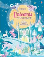 Unicorns Sticker Book Paperback  by Fiona Watt