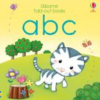 Fold Out ABC Hardcover  by Fiona Watt