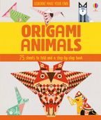 Origami Animals Paperback  by Lucy Bowman
