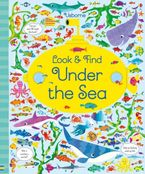 Look And Find Under The Sea Hardcover  by Kirsteen Robson