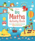 Big Maths Activity Book Paperback  by Rosie Dickens