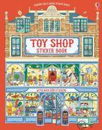 Dolls House Sticker Book Toyshop Paperback  by Reid Struan