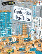 Lift-the-Flap: Construction and Demolition BB