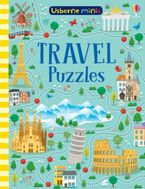 Travel Puzzles Paperback  by Simon Tudhope