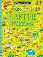 Mini Books Easter Puzzles Paperback  by Simon Tudhope