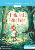 English Readers Level 1: Little Red Riding Hood Paperback  by Andy Prentice