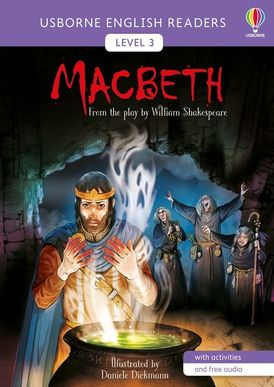 English Readers Level 3: Macbeth