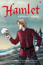 Hamlet Graphic Novel Paperback  by Russell Punter