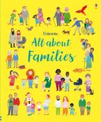 All About Families Paperback  by Felicity Brooks