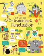 Lift the Flap Grammar and Punctuation Paperback  by Lara Bryan