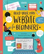 Build Your Own Website For Beginners Paperback  by Laura Cowan