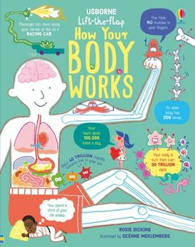 Lift-the-Flap: How Your Body Works BB