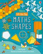 Lift the Flap Maths Shapes Paperback  by Eddie Reynolds