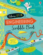 Engineering Scribble Book Hardcover  by Eddie Reynolds
