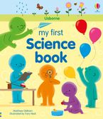 My First Science Book Hardcover  by Matthew Oldham