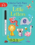 Little Letters 4-5 Paperback  by Jessica Greenwell